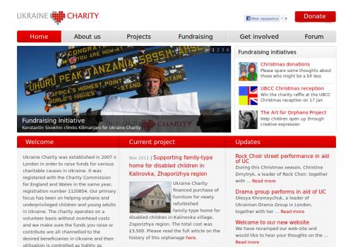 Ukraine Charity