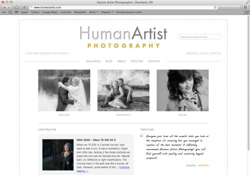 Human Artist
